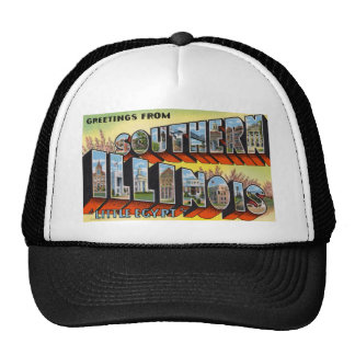 Greetings from Southern Illinois Little Egypt Trucker Hat
