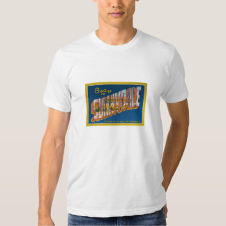 Greetings from Sunnydale T Shirt
