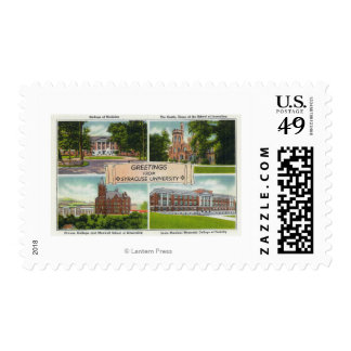Greetings From Syracuse University Postage