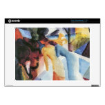 Greetings from the balcony by August Macke Acer Chromebook Skins