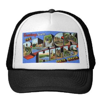 Greetings from the Black Hills South Dakota Mesh Hats