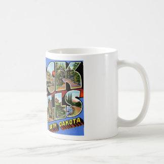 Greetings from the Black Hills South Dakota Mugs
