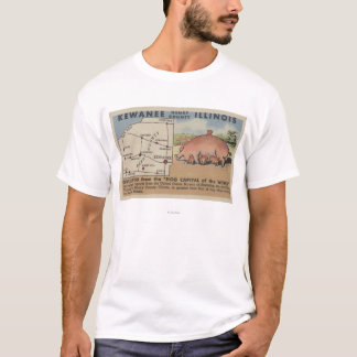 Greetings From the Hog Capital of the World T-Shirt