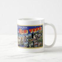 Greetings from the New York World's Fair (1939)Mug Coffee Mug