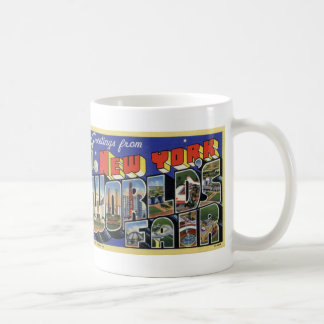 Greetings from the New York World's Fair (1939)Mug Coffee Mug