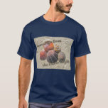 Greetings from the Outer Banks Seashells T-Shirt