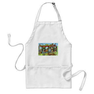 Greetings from the Ozarks Adult Apron