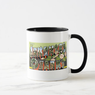 Greetings from the Ozarks! Mug