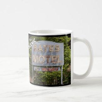 Greetings From The Scenic Bates Motel Coffee Mug