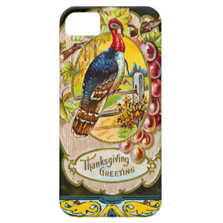 Greetings from the Turkey on the fence iPhone SE/5/5s Case