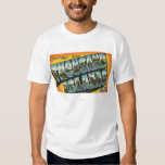 Greetings from Thousand Islands, New York T Shirt