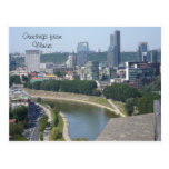 Greetings from Vilnius Postcards