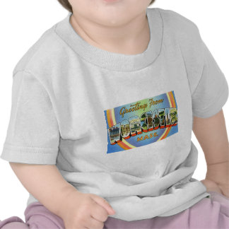 Greetings from Worcester Massachusetts T Shirt