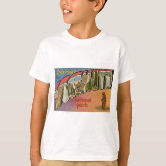 Greetings From Yosemite National Park T-Shirt
