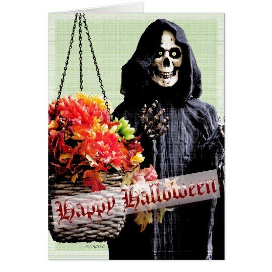 Greetings Ghoul-Friends Card