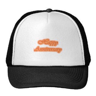 Greetings : HappyANNIVERSARY Happy Anniversary Hats