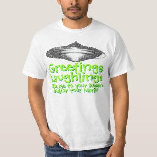 Greetings Laughlings 1 T-Shirt