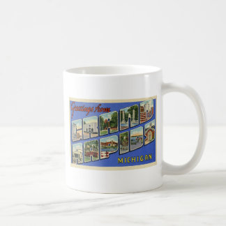 Greetings of Grand Rapids Michigan Coffee Mug