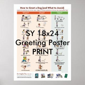 Greetings Poster 18x24