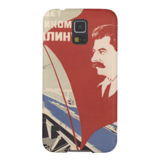 Greetings To Joseph Stalin Case For Galaxy S5