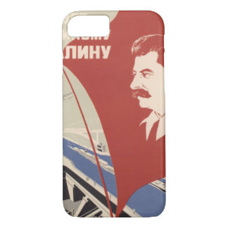 Greetings To Joseph Stalin iPhone 7 Case