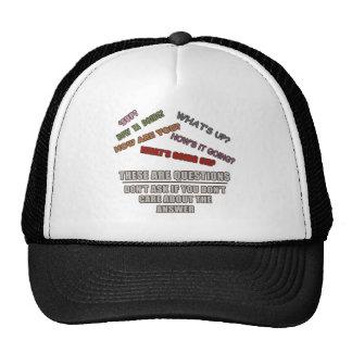 Greetings Trucker Hat