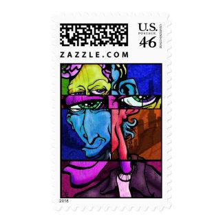 Greezer-Redux Postage Stamps