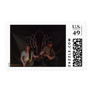Greg and Lori Broken Rock Stamp