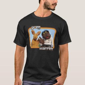 """Greg and Warren - """"Sleazy Rider"""" - dark apparel T-Shirt"""