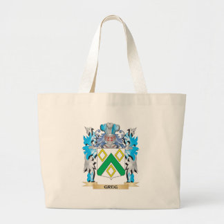 Greg Coat of Arms - Family Crest Bags