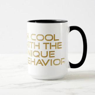 Greg Milk Behavior mug
