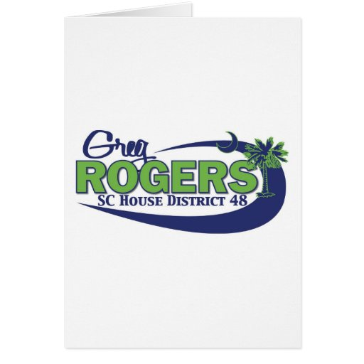 Greg Rogers for House Card