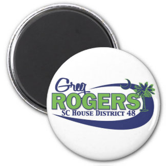 Greg Rogers for House Magnets