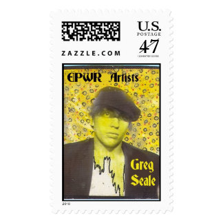 Greg Seale Timbres Postales