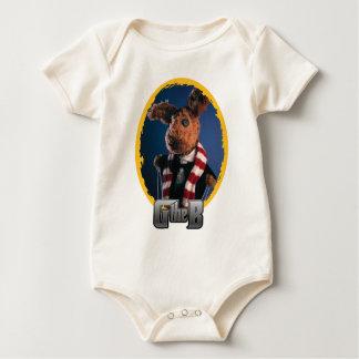 Greg the baby bodysuit