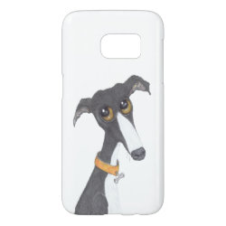 Case-Mate Barely There Samsung Galaxy S7 Case with Greyhound Phone Cases design