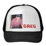greg trucker hats