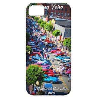 Greg Yoho Car Show iPhone SE/5/5s Case