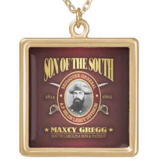 Gregg (SOTS2) Square Pendant Necklace