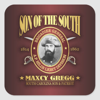 Gregg (SOTS2) Square Sticker