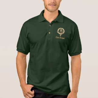 Gregor Badge, Clan Gregor Polo T-shirt