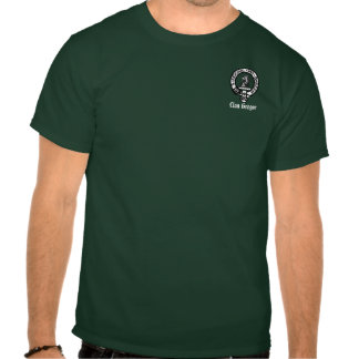 Gregor Badge, Clan Gregor Tee Shirt