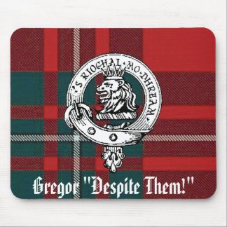 Gregor Mouse Pad