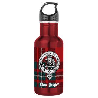 Gregor Red Bottle