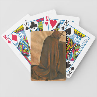 Gregorian Chant Bicycle Playing Cards