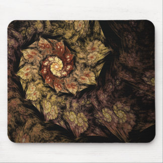 Gregorian Chant Fractal Mouse Pad