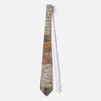 Gregorian Chant Neck Tie