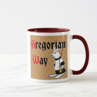 Gregorian Way Mug