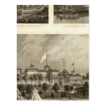 Gregory House, Doane, Thompson residences Postcards
