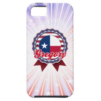Gregory, TX iPhone 5 Cobertura